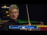 German Masters 2014. 1/32. Нил Робертсон - Лю Чуан. Снукер.
